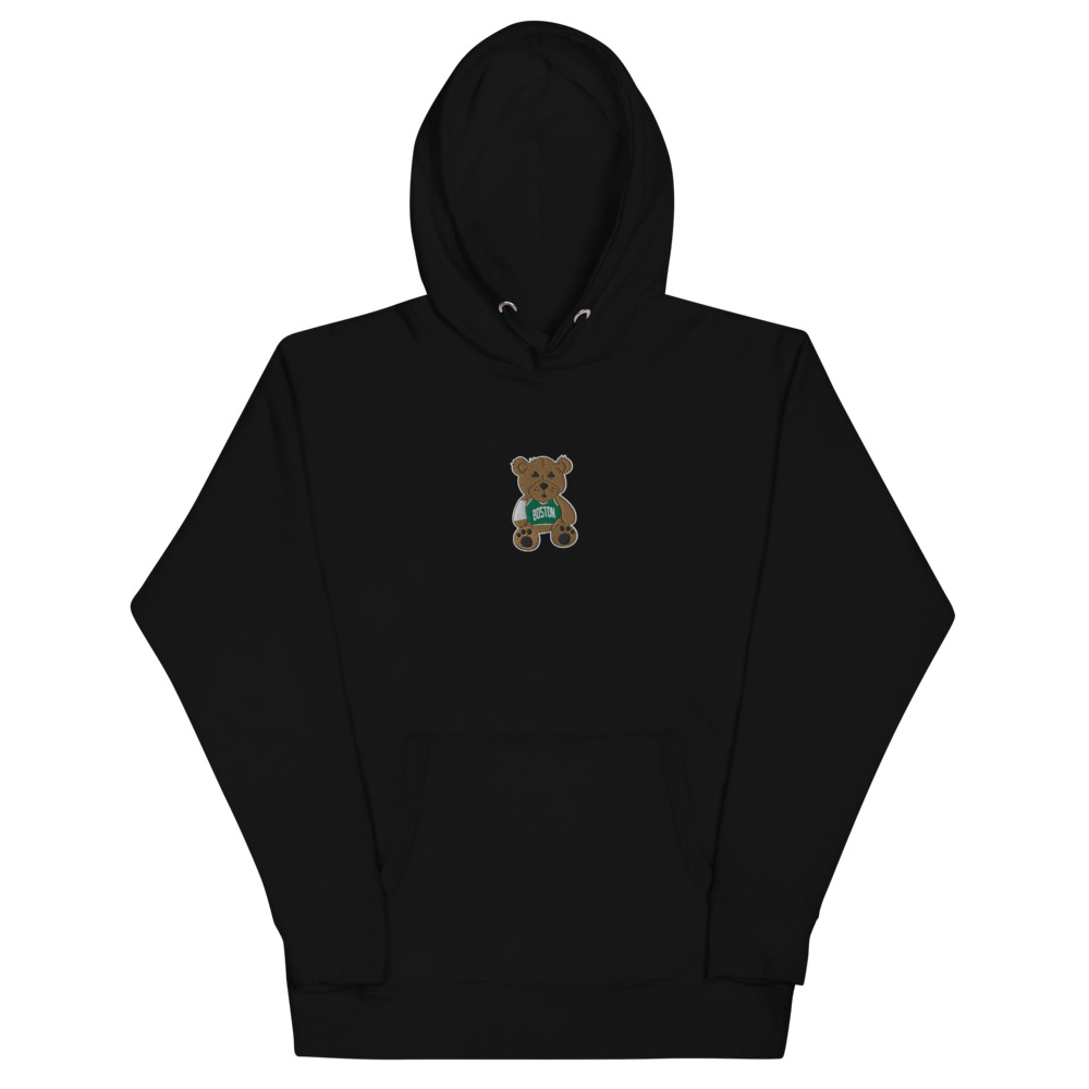 Teddy Celtic Premium Embroidered Hoodie